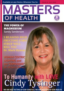 Masters of Health Magazine July 2018 issue